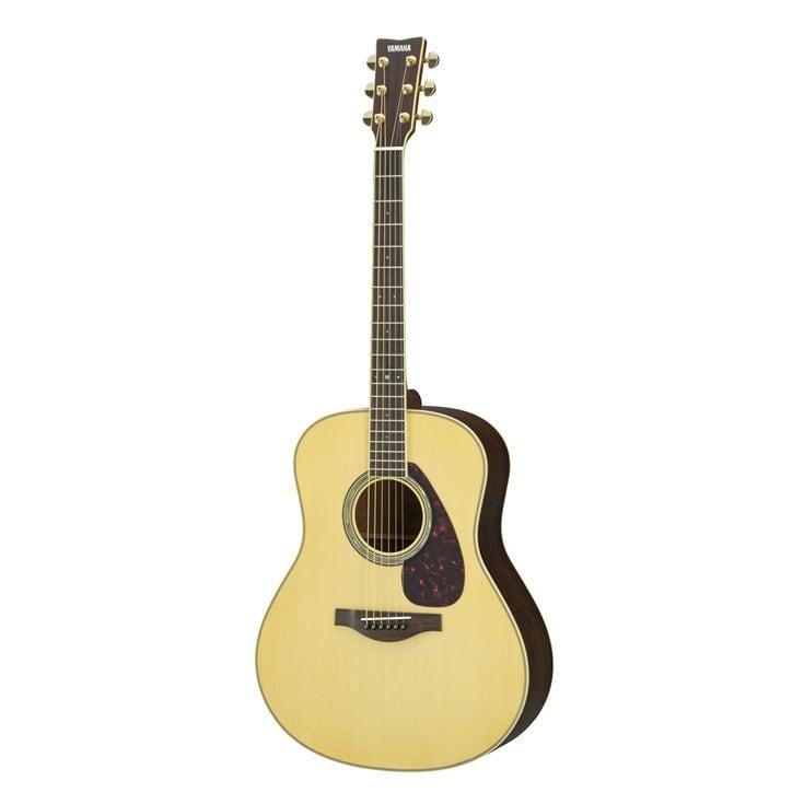 Guitares & co - GUITARES ACOUSTIQUES - 6 CORDES - YAMAHA - GLL6BLARE - Royez Musik
