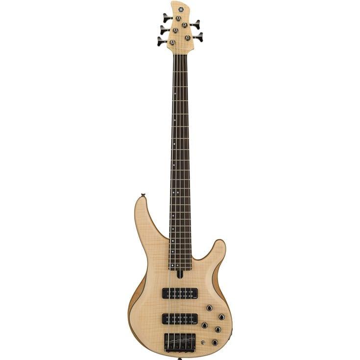 Guitares & co - GUITARES BASSES - BASSES ELECTRIQUES - YAMAHA - GTRBX605FMTBL - Royez Musik