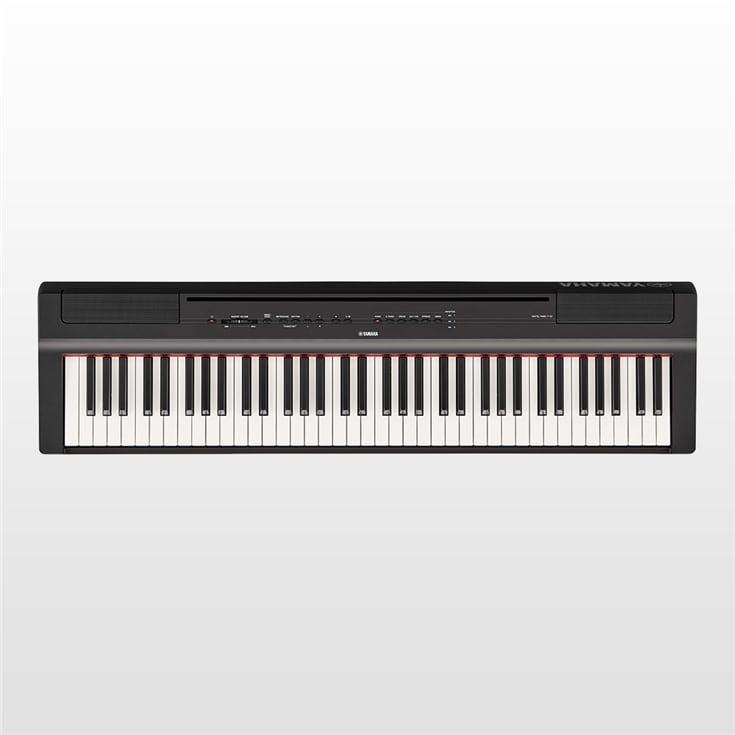 Claviers & Pianos - PIANOS NUMERIQUES - PORTABLE - YAMAHA - P-121B - Royez Musik