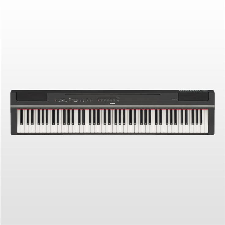 Claviers & Pianos - PIANOS NUMERIQUES - PORTABLE - YAMAHA - P-125B - Royez Musik