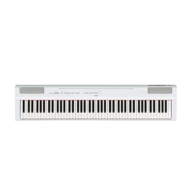 Claviers & Pianos - PIANOS NUMERIQUES - PORTABLE - YAMAHA - P-125WH - Royez Musik