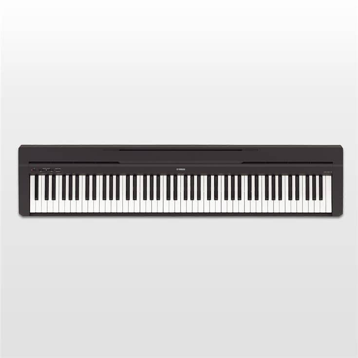 Claviers & Pianos - PIANOS NUMERIQUES - PORTABLE - YAMAHA - P-45B - Royez Musik
