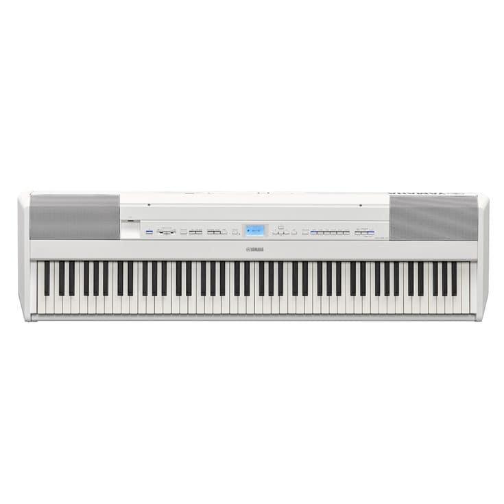 Claviers & Pianos - PIANOS NUMERIQUES - PORTABLE - YAMAHA - P-515WH - Royez Musik