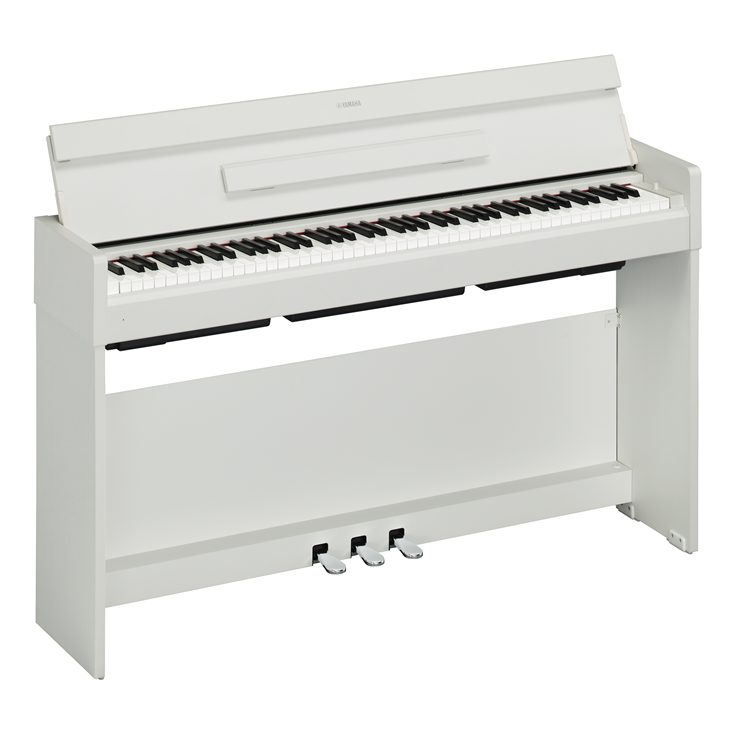 Claviers & Pianos - PIANOS NUMERIQUES - MEUBLE - YAMAHA - YDP-S34WH - Royez Musik