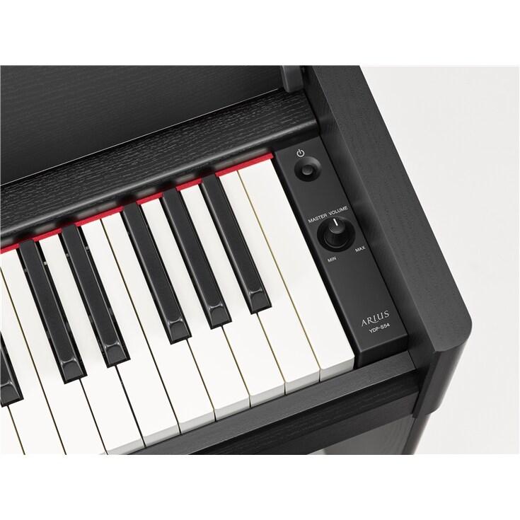 Claviers & Pianos - PIANOS NUMERIQUES - MEUBLE - YAMAHA - YDP-S54B - Royez Musik