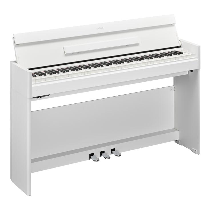 Claviers & Pianos - PIANOS NUMERIQUES - MEUBLE - YAMAHA - YDP-S54WH - Royez Musik