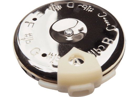 Accessoires - ACCORDEURS & METRONOMES - ACCORDEUR - Yellow Parts - ADI H106 - Royez Musik