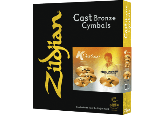 Batteries & Percussions - CYMBALES - PACKS DE CYMBALES - Zildjian - PZI K1250-I7 - Royez Musik