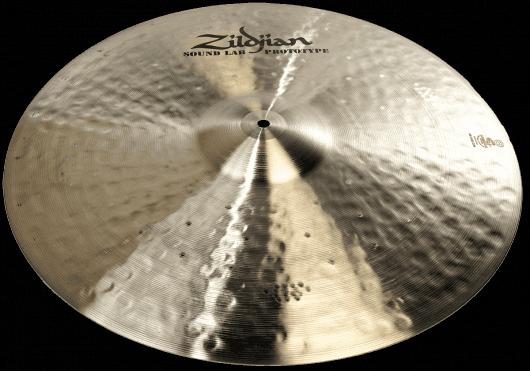 Batteries & Percussions - CYMBALES - CYMBALES DE BATTERIE - Zildjian - PZI KC21RR-P - Royez Musik