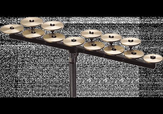 Batteries & Percussions - CYMBALES - CYMBALES ORCHESTRE - Zildjian - PZI P0615 - Royez Musik