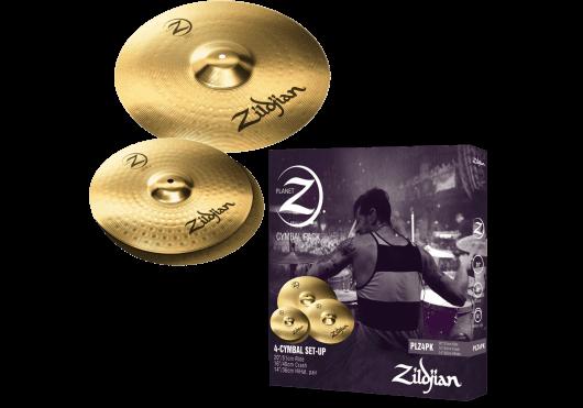 Batteries & Percussions - CYMBALES - PACKS DE CYMBALES - Zildjian - PZI PLZ1316 - Royez Musik