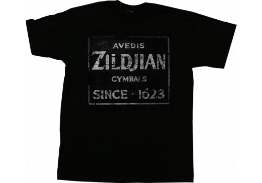 Merchandising - TEXTILE - TEE-SHIRT - Zildjian - YZIL T4673 - Royez Musik