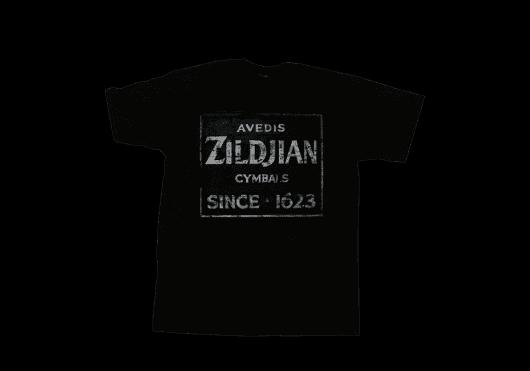 Merchandising - TEXTILE - TEE-SHIRT - Zildjian - YZIL T4674 - Royez Musik