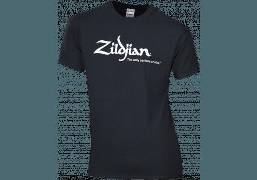 Merchandising - TEXTILE - TEE-SHIRT - Zildjian - YZIL TSHIRT-BK-M - Royez Musik