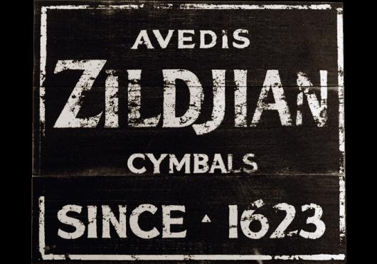 Merchandising - EQUIPEMENT SALLE DE REPET' - Zildjian - YZIL ZSIGN1 - Royez Musik